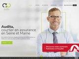 Courtier en assurances Audita pour particuliers/entreprises