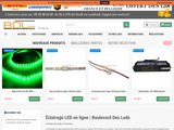 LED, source lumineuse efficace