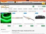 LED, source lumineuse efficace