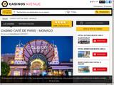 Le casino Café de Paris à Monaco