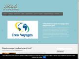 Guide tourisme en ligne pour trouver des hotels