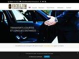 Transport de luxe à Marseille