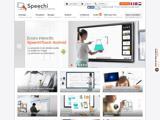 Vente tableau blanc interactif mobile et fixe sur internet